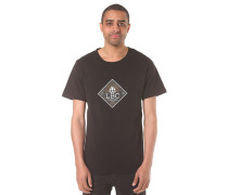 Diamant - T-Shirt für Herren - Schwarz