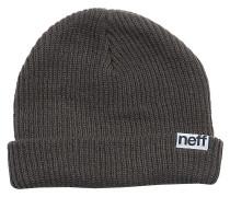 Fold Mütze - Grau