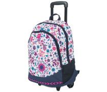 Mandala Wheely Proschool - Rucksack für Damen - Weiß