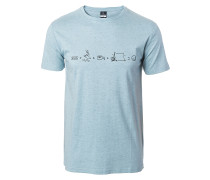 Puss Toadlak Jmimet - T-Shirt für Herren - Blau
