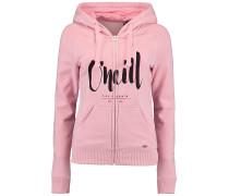 Full Zip - Kapuzenjacke - Pink