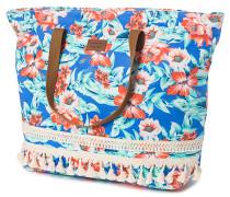 Mia Flores Beach - Tasche für Damen - Blau