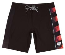 D'Bah X Asymetric 18 - Boardshorts - Schwarz
