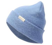 Anya Mütze - Blau