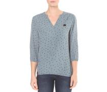 Excuse My French II - Bluse für Damen - Mehrfarbig