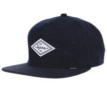 6P SB ShotfunkSnapback Cap Blau