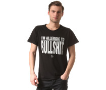 I'm Allergic - T-Shirt für Herren - Schwarz