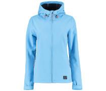Solo Softshell - Funktionsjacke für Damen - Blau