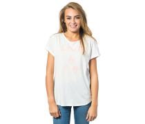 Live By The Sea - T-Shirt für Damen - Weiß