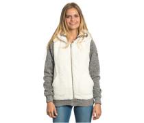 Uhabia Polar - Strickjacke für Damen - Weiß
