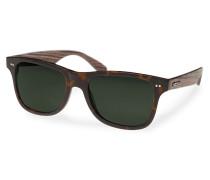 Lehel Sonnenbrille - Braun