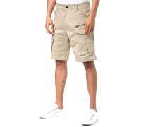 Rovic Zip Relaxed - Cargo Shorts