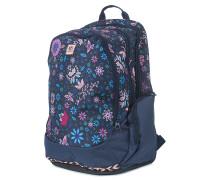 Mandala Trischool - Rucksack für Damen - Blau