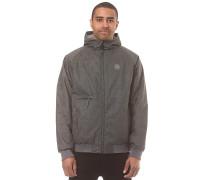 Polarzipper Hemp 3 - Jacke für Herren - Grau