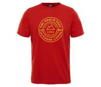 Tansa - T-Shirt für Herren - Rot