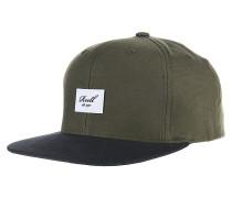 Pitchout 6-PanelSnapback Cap Grün