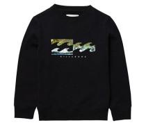 Inverse Crew - Sweatshirt für Jungs - Schwarz