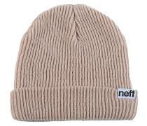 Fold Mütze - Beige