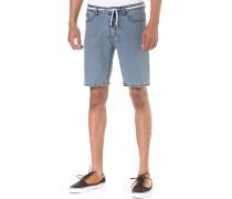 Slim Shot2 Denim - Shorts für Herren - Blau