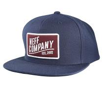 StationSnapback Cap Blau