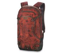 Heli 12L - Rucksack für Herren - Rot