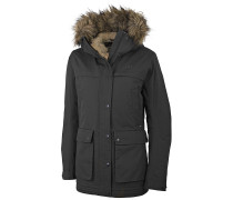 Thilly - Mantel für Damen - Schwarz