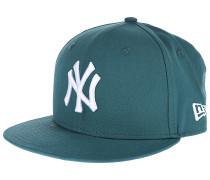MLB League Essential 950 Jr New York YankeesSnapback Cap Grün