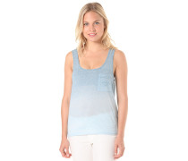 Fade Pocket - Top für Damen - Blau