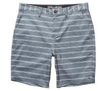 New Order Print X - Shorts für Herren - Blau