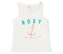Anchor - T-Shirt für Mädchen - Weiß
