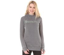 Corp Print - Kapuzenpullover für Damen - Grau