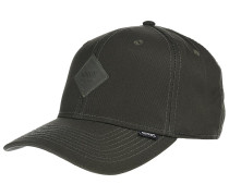 6P FCV Basic Beauty Fitted Cap - Grün