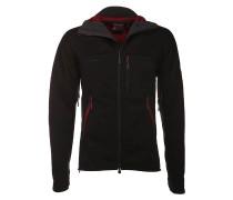 Ultimate Hoody Softshell - Jacke für Herren - Schwarz