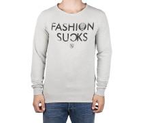 Fsucks - Sweatshirt für Herren - Grau