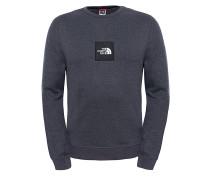 Fine Crew - Sweatshirt für Herren - Grau