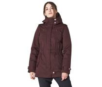 Gunnel - Jacke für Damen - Rot