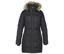 Laredoz Fur - Mantel für Damen - Schwarz