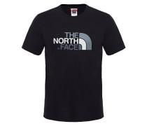 Easy - T-Shirt für Herren - Schwarz