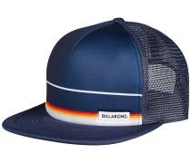 Spinner - Snapback Cap für Herren - Blau