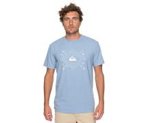 Sandhillpeaks Performance S/S - T-Shirt - Blau