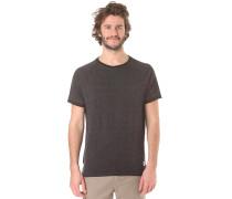 Raglan - T-Shirt für Herren - Schwarz