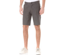 Clapton - Chino Shorts für Herren - Schwarz