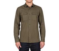 Crawford L/S - Hemd für Herren - Grün