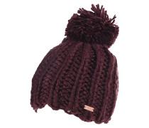 Heedful - Mütze für Damen - Rot
