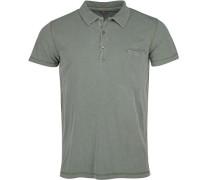 Leopold - Polohemd für Herren - Grün