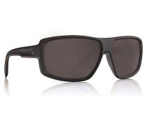 Double DosSonnenbrille Schwarz
