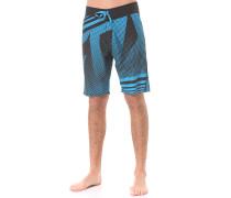 Static - Shorts für Herren - Blau