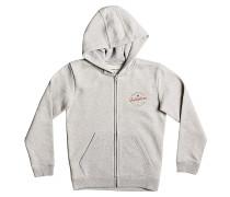 Jumja Zip - Kapuzenjacke für Jungs - Grau