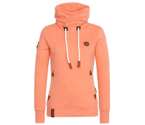 Debil mit Stil II - Sweatshirt für Damen - Orange