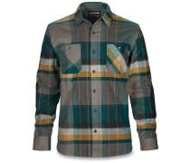 Cooper L/S Flannel - Hemd für Herren - Grün